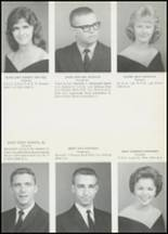 1962 Mineral Springs High School Yearbook Page 38 & 39