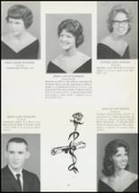 1962 Mineral Springs High School Yearbook Page 40 & 41