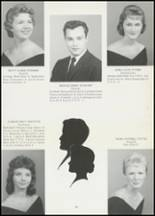 1962 Mineral Springs High School Yearbook Page 48 & 49