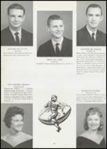 1962 Mineral Springs High School Yearbook Page 50 & 51