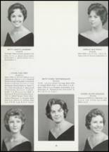 1962 Mineral Springs High School Yearbook Page 52 & 53