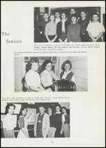 1962 Mineral Springs High School Yearbook Page 66 & 67