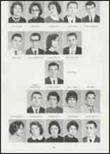 1962 Mineral Springs High School Yearbook Page 86 & 87