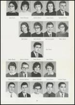 1962 Mineral Springs High School Yearbook Page 88 & 89