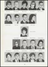 1962 Mineral Springs High School Yearbook Page 92 & 93