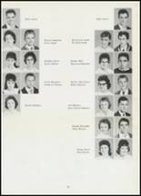 1962 Mineral Springs High School Yearbook Page 98 & 99
