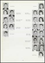 1962 Mineral Springs High School Yearbook Page 100 & 101