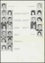 1962 Mineral Springs High School Yearbook Page 102 & 103