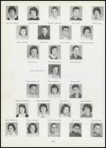 1962 Mineral Springs High School Yearbook Page 110 & 111