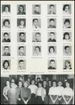 1962 Mineral Springs High School Yearbook Page 112 & 113