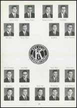 1962 Mineral Springs High School Yearbook Page 124 & 125