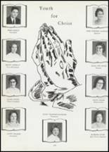 1962 Mineral Springs High School Yearbook Page 126 & 127