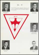 1962 Mineral Springs High School Yearbook Page 128 & 129