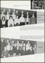 1962 Mineral Springs High School Yearbook Page 134 & 135