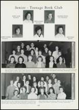1962 Mineral Springs High School Yearbook Page 138 & 139