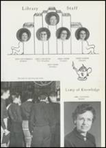 1962 Mineral Springs High School Yearbook Page 140 & 141