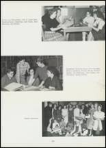 1962 Mineral Springs High School Yearbook Page 142 & 143