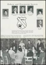1962 Mineral Springs High School Yearbook Page 148 & 149