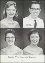 1962 Mineral Springs High School Yearbook Page 150 & 151