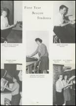 1962 Mineral Springs High School Yearbook Page 152 & 153