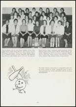 1962 Mineral Springs High School Yearbook Page 154 & 155