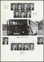 1962 Mineral Springs High School Yearbook Page 156 & 157