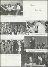 1962 Mineral Springs High School Yearbook Page 158 & 159