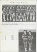 1962 Mineral Springs High School Yearbook Page 184 & 185