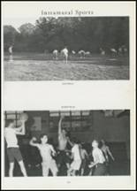 1962 Mineral Springs High School Yearbook Page 190 & 191