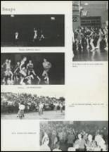 1962 Mineral Springs High School Yearbook Page 194 & 195