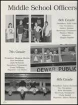 2001 Dewar High School Yearbook Page 28 & 29