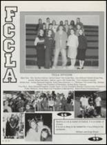 2001 Dewar High School Yearbook Page 42 & 43
