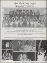 2001 Dewar High School Yearbook Page 56 & 57