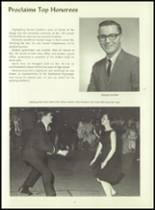 1965 School of the Osage Yearbook Page 10 & 11