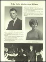 1965 School of the Osage Yearbook Page 12 & 13
