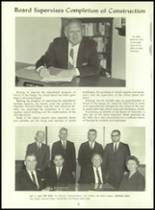 1965 School of the Osage Yearbook Page 20 & 21