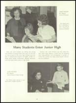 1965 School of the Osage Yearbook Page 32 & 33