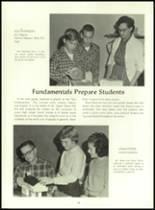 1965 School of the Osage Yearbook Page 34 & 35