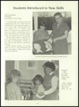 1965 School of the Osage Yearbook Page 36 & 37