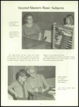 1965 School of the Osage Yearbook Page 38 & 39