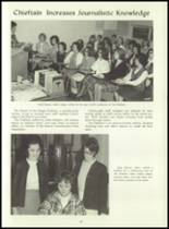 1965 School of the Osage Yearbook Page 42 & 43