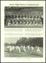 1965 School of the Osage Yearbook Page 52 & 53