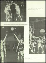 1965 School of the Osage Yearbook Page 54 & 55