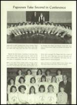1965 School of the Osage Yearbook Page 60 & 61