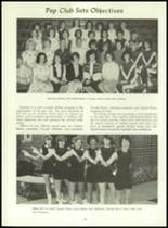 1965 School of the Osage Yearbook Page 62 & 63