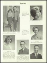 1965 School of the Osage Yearbook Page 66 & 67