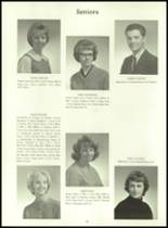 1965 School of the Osage Yearbook Page 68 & 69