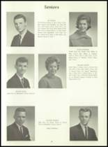 1965 School of the Osage Yearbook Page 72 & 73