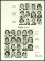 1965 School of the Osage Yearbook Page 86 & 87
