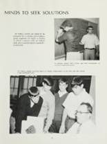 1969 James Whitcomb Riley High School Yearbook Page 34 & 35